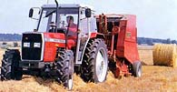 the New design of tractors
